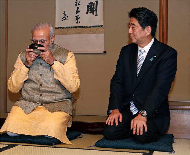 बुलेट ट्रेन चलाने के मोदी के सपने को पूरा करेगा जापान, भारत में करेगा 2 लाख करोड़ रुपए निवेश