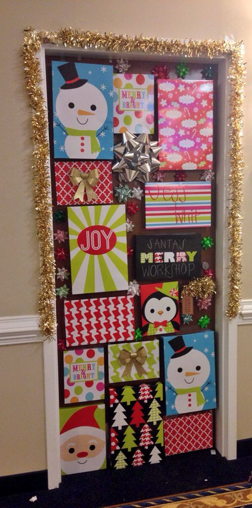 small and simple ways to decorate your dorm room for winter - College Christmas Decorations