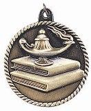 Lamp of Knowledge Academic Medal