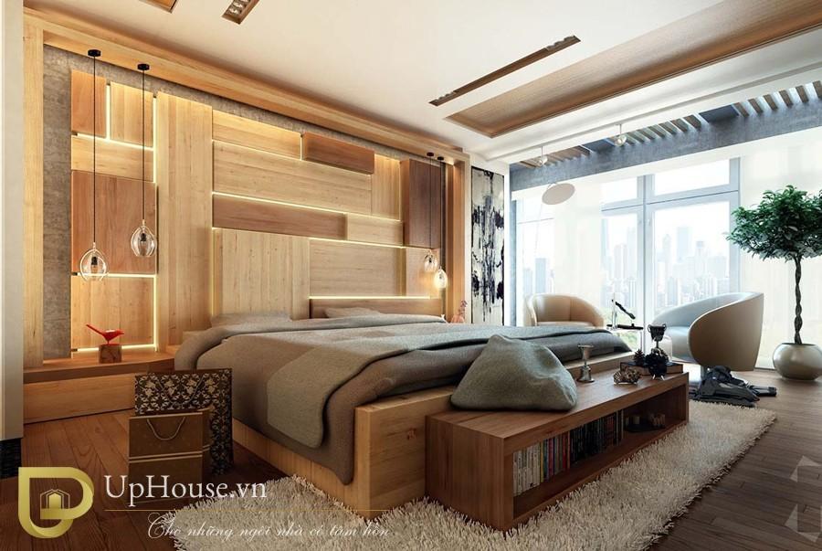 Kết quả hình ảnh cho Thiết kế phòng ngủ uphouse.vn