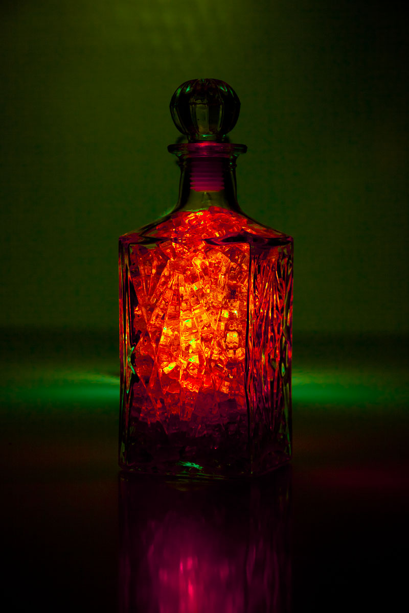 how to make a fire potion