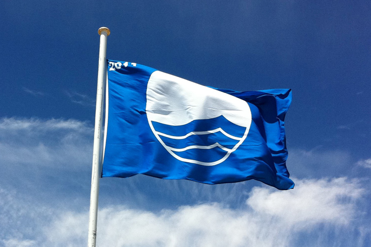What is the Blue Flag?