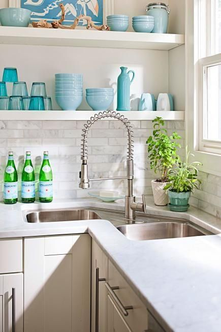 9 Clever Corner Kitchen Sink Ideas To Maximize Space