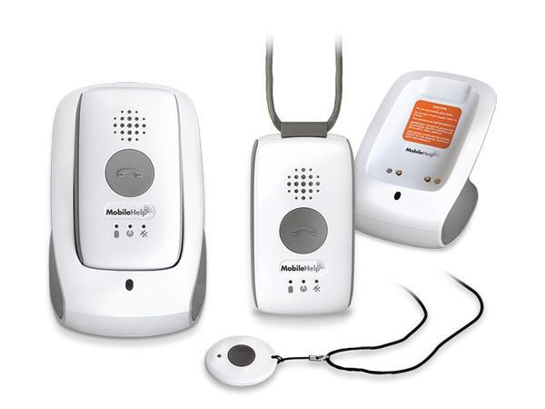 MobileHelp Mobile Duo Medical Alert System with GPS