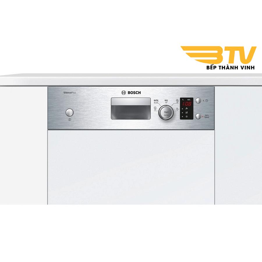 bảng điều khiển máy rửa bát Bosch SPI50E15EU