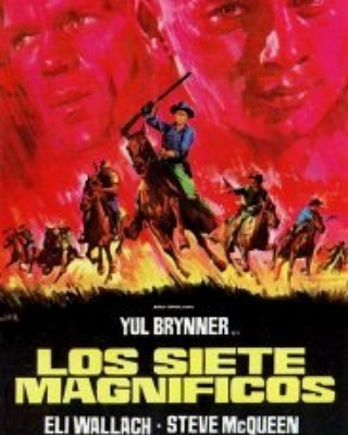 Los siete magníficos (1960, John Sturges)
