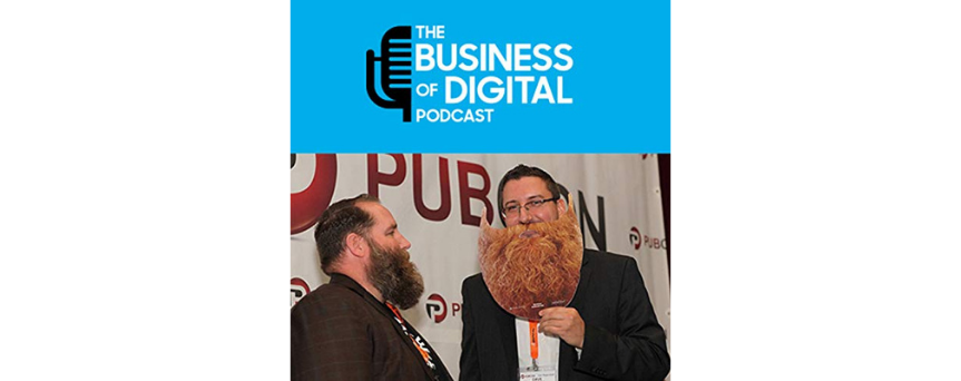 The Business of Digital Podcast (Learn SEO, PPC, Social Media, Content Marketing & More!)  Podcasts logo