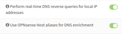 Perform real-time DNS Settings