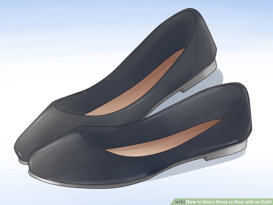 Como escolher quais sapatos usar Parte 05
