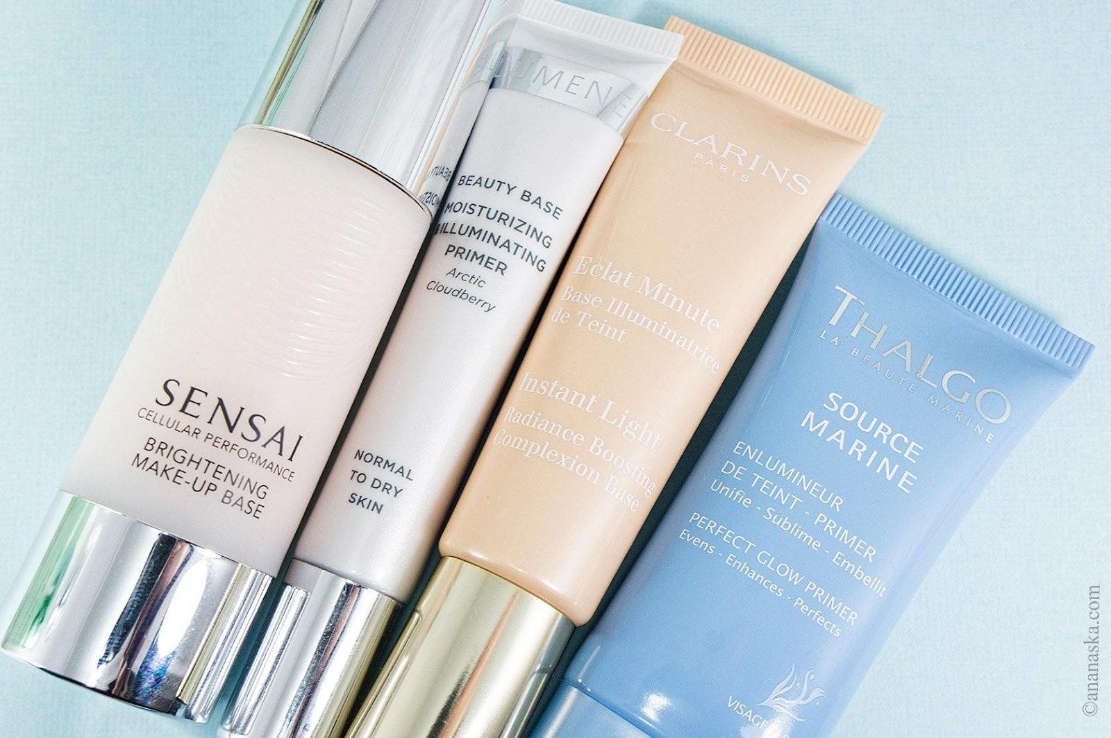 Закрепляющие средства для макияжа