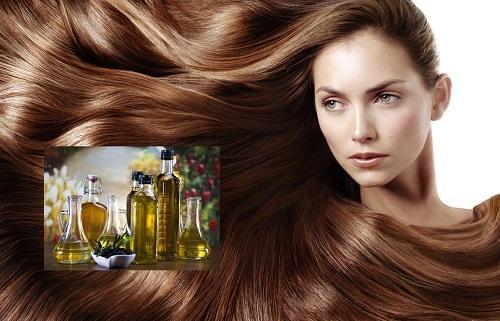 درمان های خانگی کم پشتی مو با روغن مو