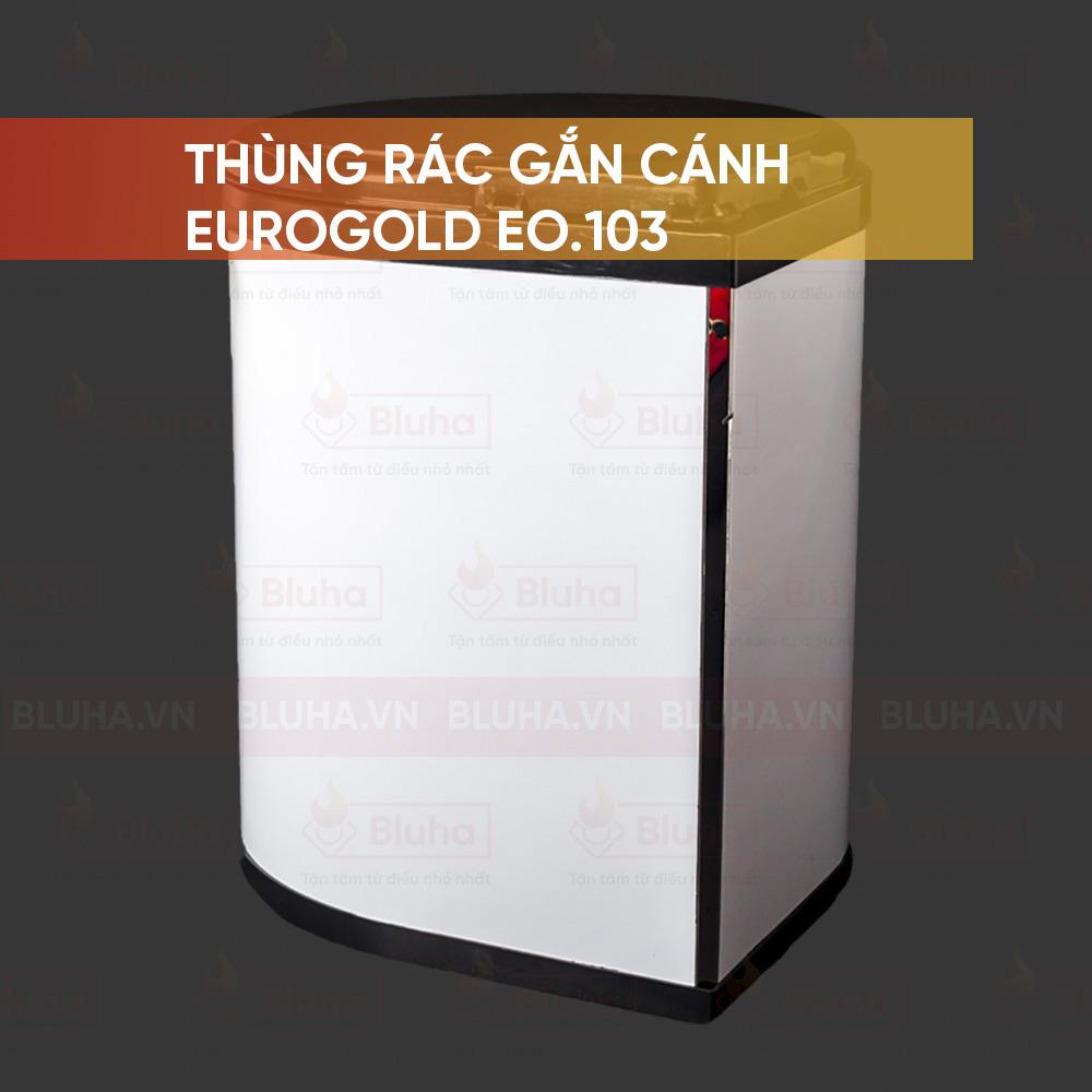 thùng rác eurogold - phụ kiện bếp chính hãng