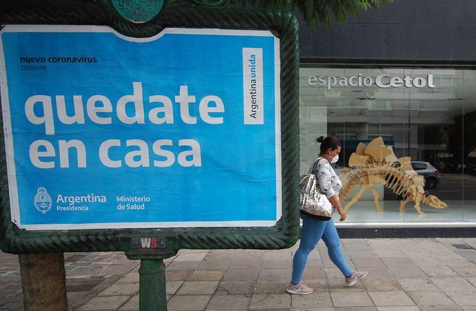 Коронакриза в Аргентині