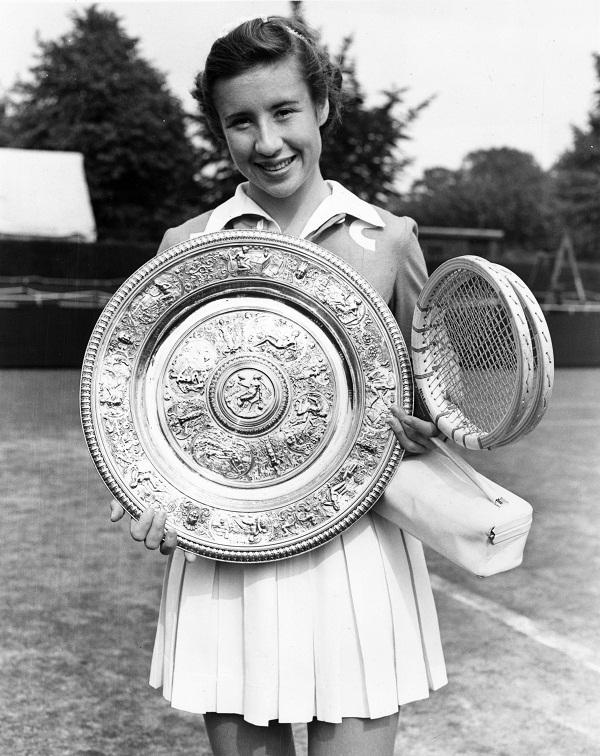 Váy tennis nữ  ngày xưa