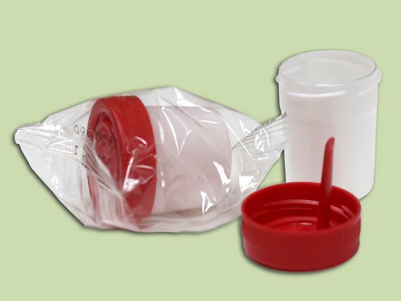 БПАк-25-03 ЕЛАТ банка с лопаткой в индивидуальной упаковке. Упаковка 40 шт.
