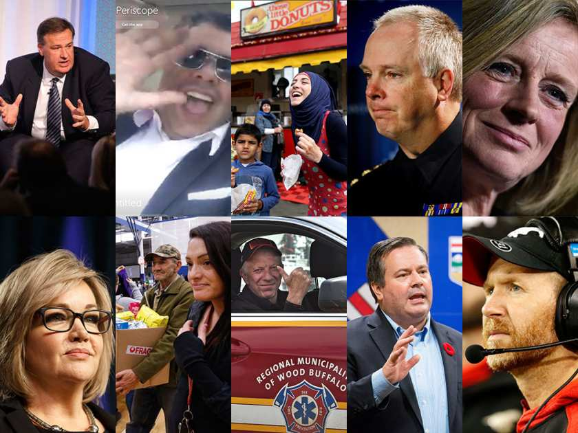 Who is the Newsmaker of 2016? Which story shaped our city more than any other? We'll let the readers decide.