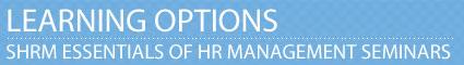 Human Resources: My Essential HR Week