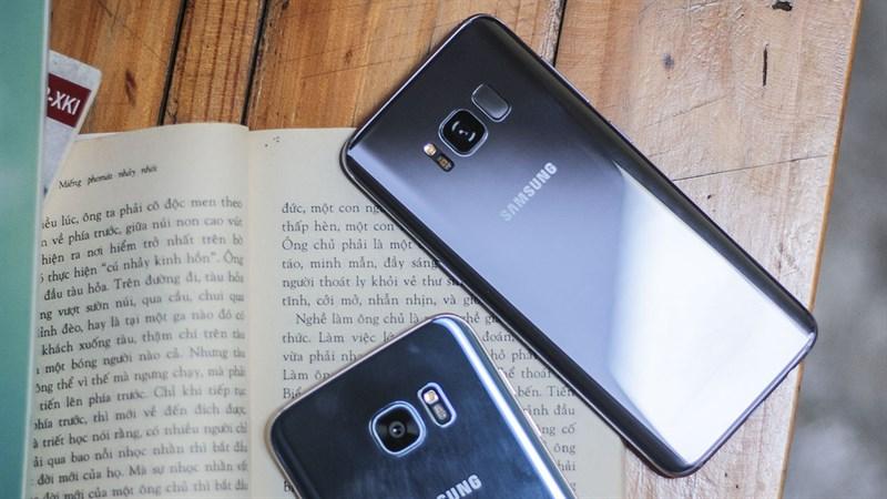Samsung S8 - S8 Plus