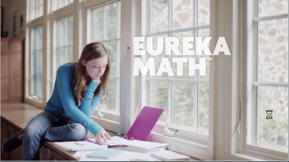 Eureka Math HD image of student