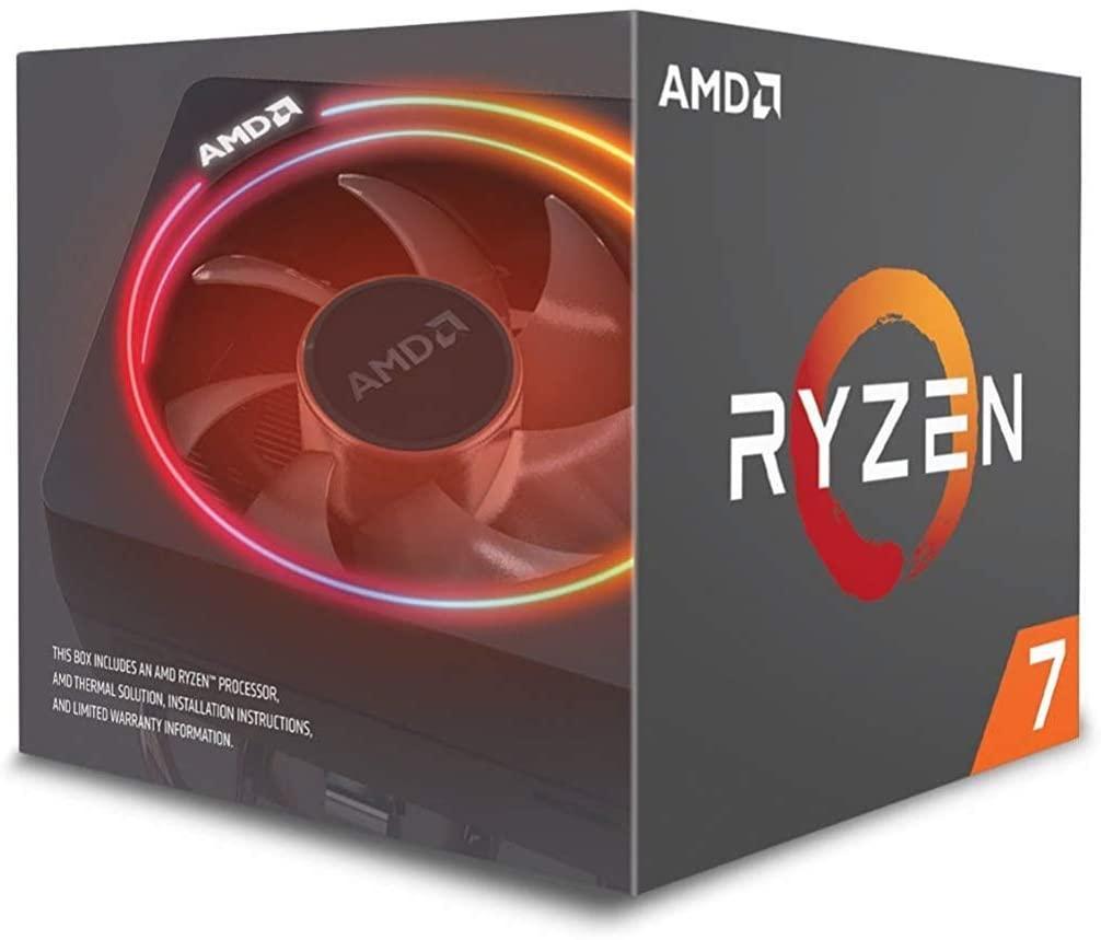 AMD's Ryzen 7 2700X