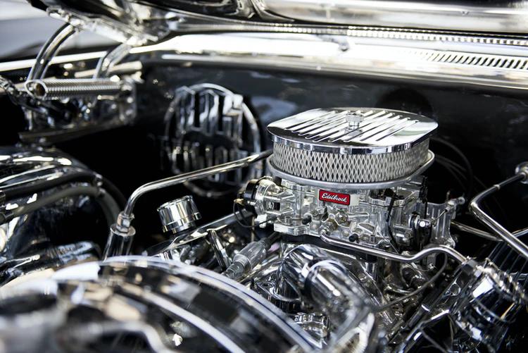 CV e HP são medidas de potência do motor.