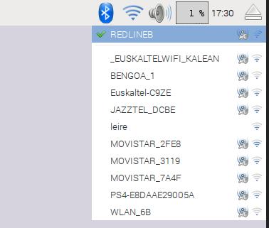 Desplegando wifi