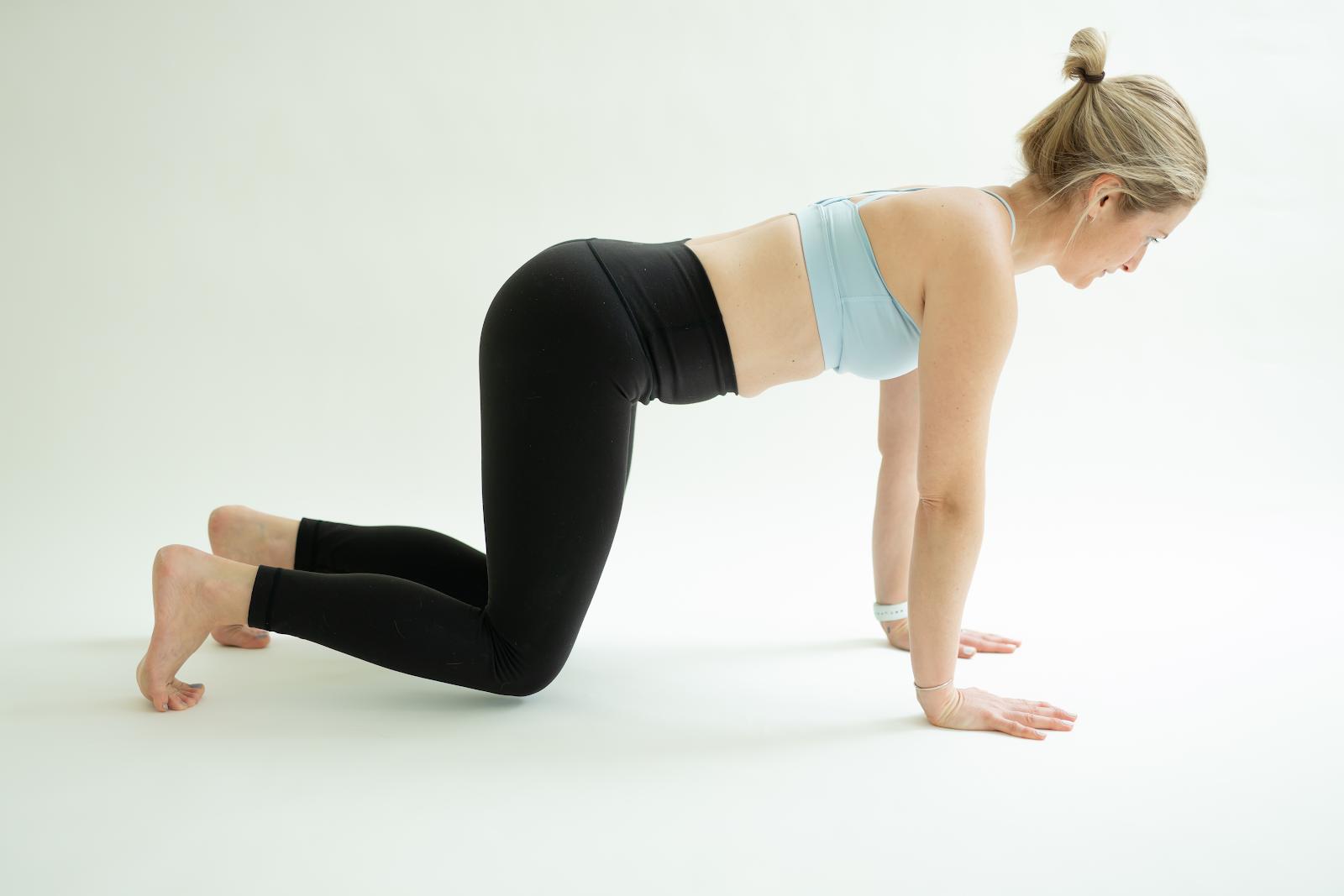 9 Early Postpartum Exercises