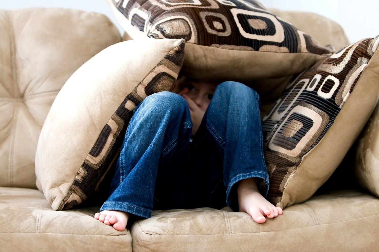 overcoming fear in children