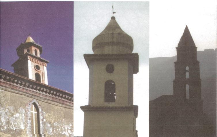 Campane e campanili del Cilento