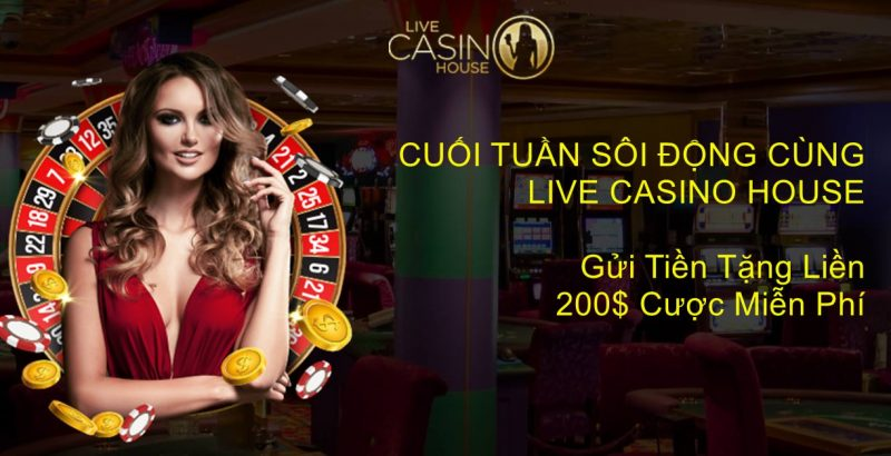 Live Casino House hỗ trợ chat trực tuyến 24/7 dịch vụ khách hàng