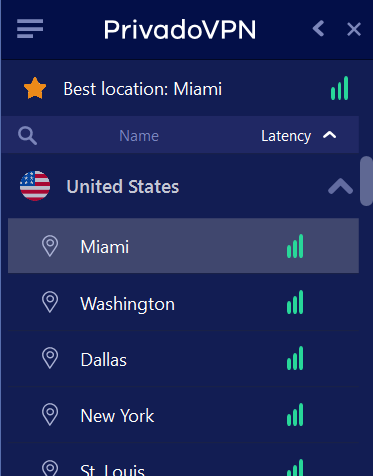 Change Your Online Location with PrivadoVPN