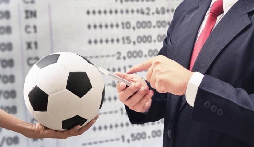 Cá cược bóng đá đơn giản, dễ dàng