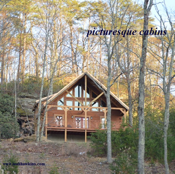 red river gorge cabins
