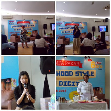 Talkshow Parenthood Style Di Era Digital Bersama Monde Boromon Cookies