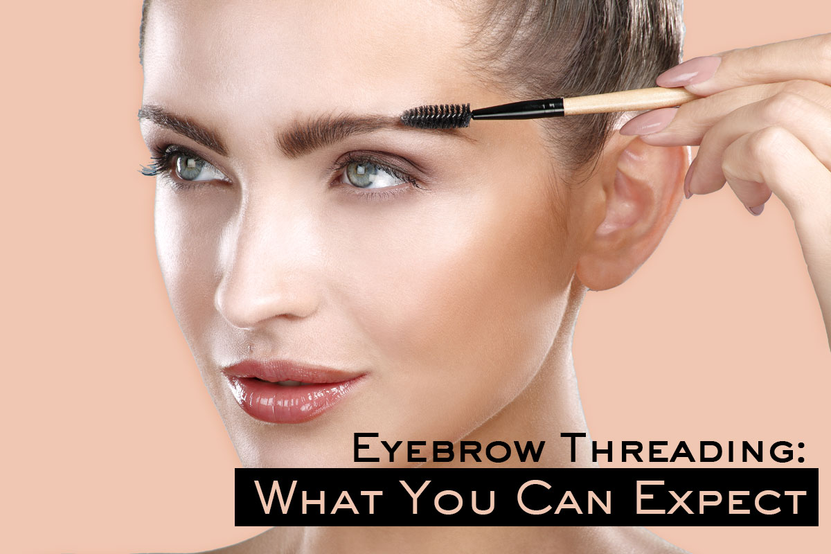 What to Expect from Eyebrow Threading