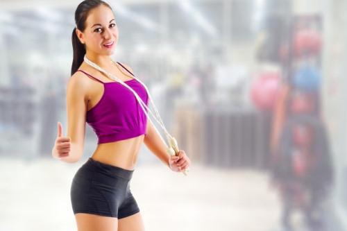 Bụng phẳng, eo thon, vóc dáng khỏe mạnh nhờ giảm cân an toàn