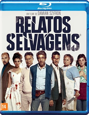 Filme Poster Relatos Selvagens BDRip XviD Dual Audio & RMVB Dublado