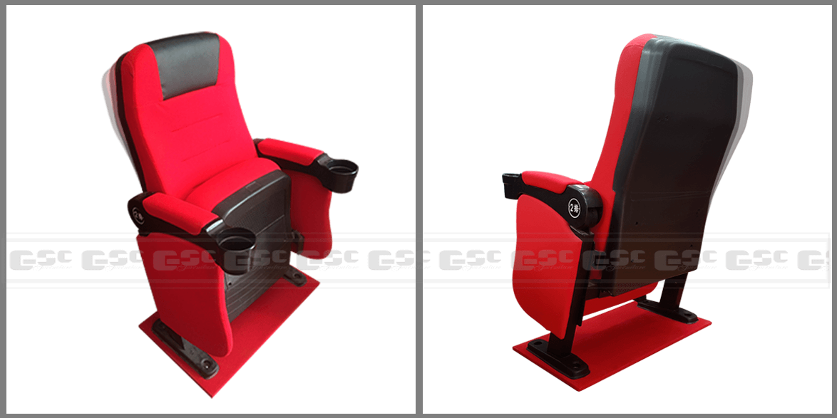 Tựa lưng ghế có đàn hồi nhẹ