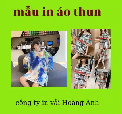 Hình ảnh mẫu áo thun dài