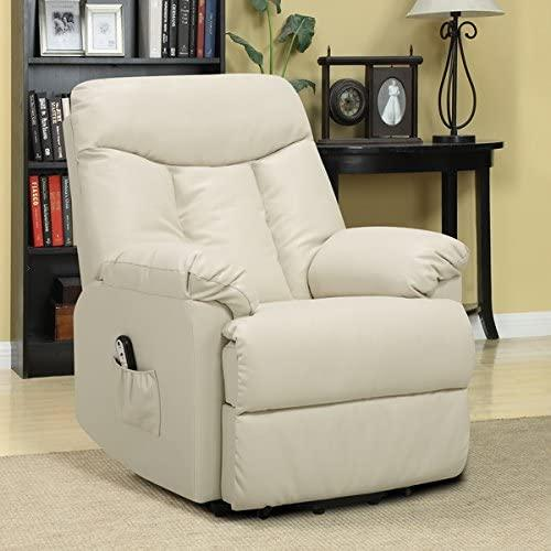 prolounger leather power recliner