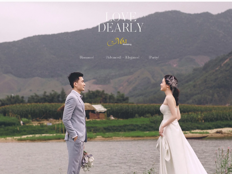 Chụp ảnh cưới tại Yên Retreat