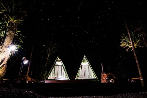 露營推薦-阿里山-Hamoana星空帳篷