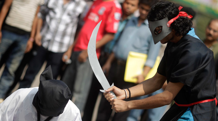 """У 2016 році в Саудівській Аравії одночасно стратили аж 47 осіб за участь в терактах, скоєних """"Аль-Каїдою"""" у 2003-2006 роках"""