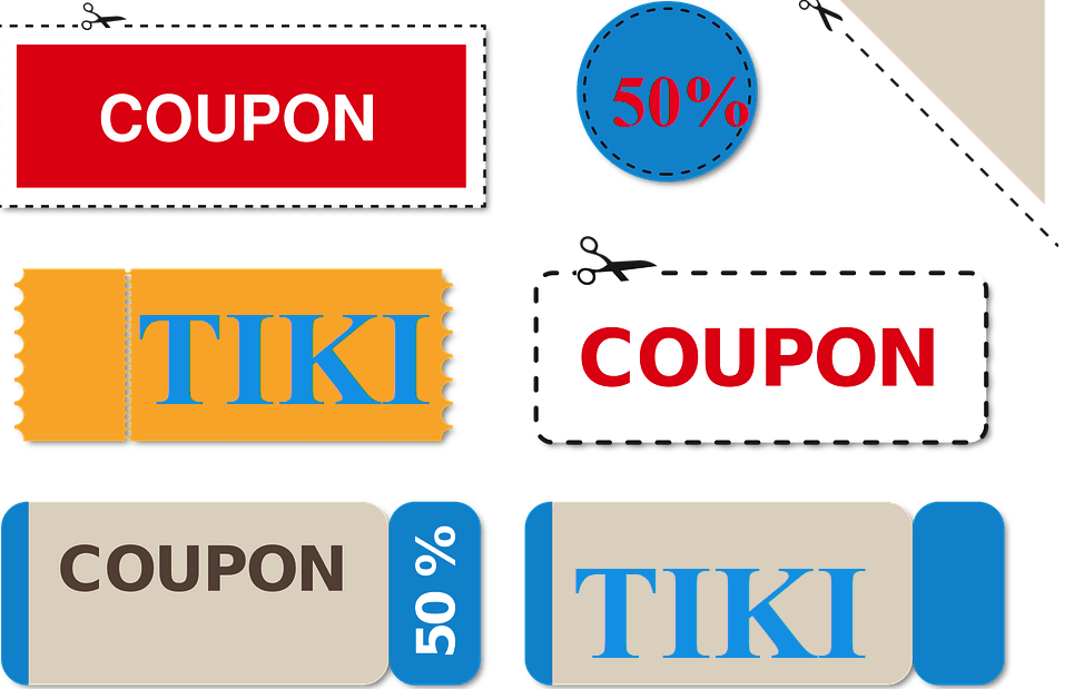 Mã Tiki voucher có nhiều mức giá khác nhau