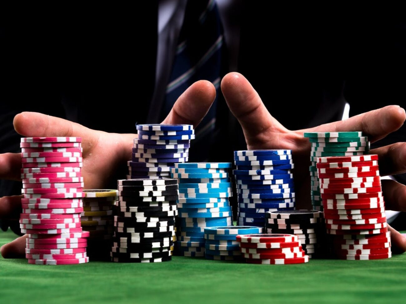 What It's Like to Be a High Stakes Player   28