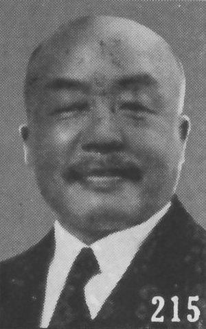 由蒋介石指派的台湾行政长官陈仪。他的政策提升了当时台湾的社会压力。 //图片来源: Wikipedia,公共领域