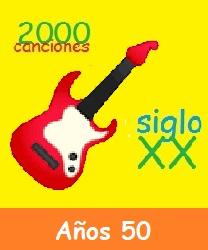 2000CancionesSigloXX Años 50