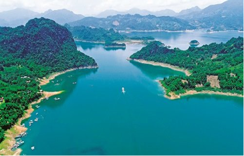 Farm Trip Program in Hoa Binh Lake Tourist Area 2020