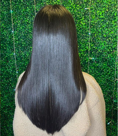 columbus ohio stylist term: keratin