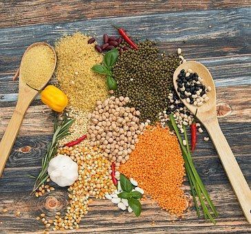 Pulses, Lentils, Beans, Food, Legume